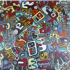 14. Chatter 2013 107 project exhibition paintings 004
